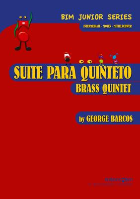 Suite Para Quinteto / George Barcos / BIM
