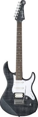 Yamaha Guitars Pacifica 212 VFM Translucent Black