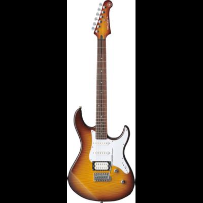 Yamaha Guitars Pacifica 212 VFM Tobacco Brown Sunburst
