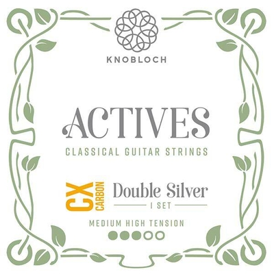 Knobloch Actives Line CX CARBON – Medium High Tension