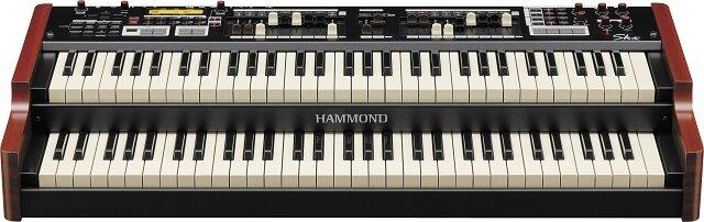 Hammond SKX à 2 claviers de 61 touches : photo 1