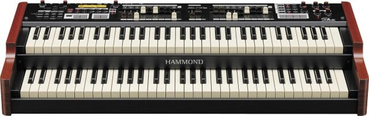 Hammond SKX à 2 claviers de 61 touches