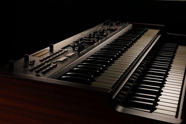 Hammond SKX à 2 claviers de 61 touches : photo 2