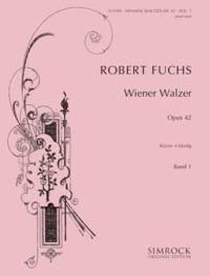 Viennese Waltzes op. 42-1-10 Band 1 /  / Simrock