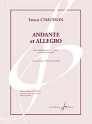 Andante Et Allegro / Ernest Chausson / Billaudot