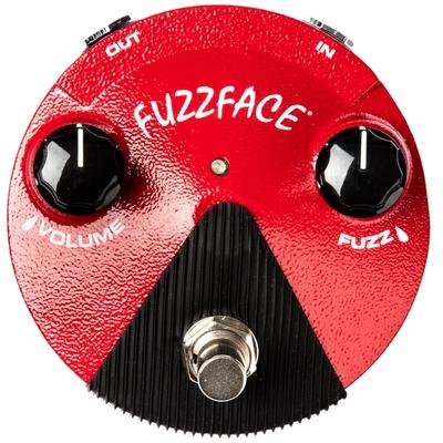 Dunlop Jimi Hendrix »Band of Gypsys» Fuzz Face Mini Distortion Pedal
