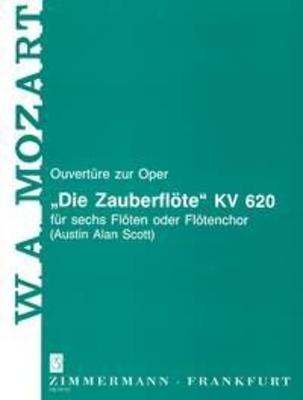 Ouverture Zur Oper Die Zauberflote KV.620 / Wolfgang Amadeus Mozart / Zimmermann