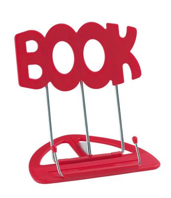 K & M 12440 Lutrin de table Uni Boy Book Rouge
