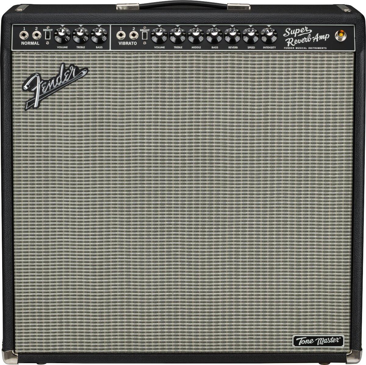 Fender Tone Master Super Reverb : photo 1