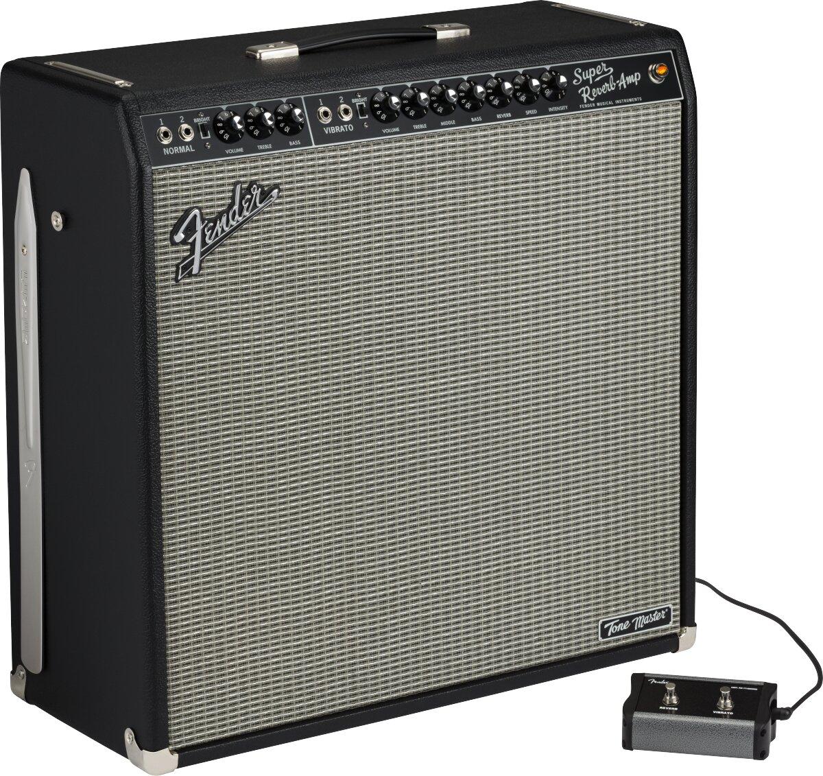 Fender Tone Master Super Reverb : photo 3