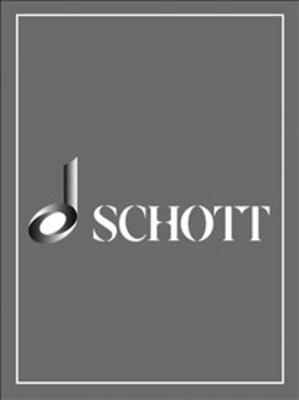 12 Poems op. 4 Band 1 from Pierrot Lunaire / M. Kowalski / Simrock