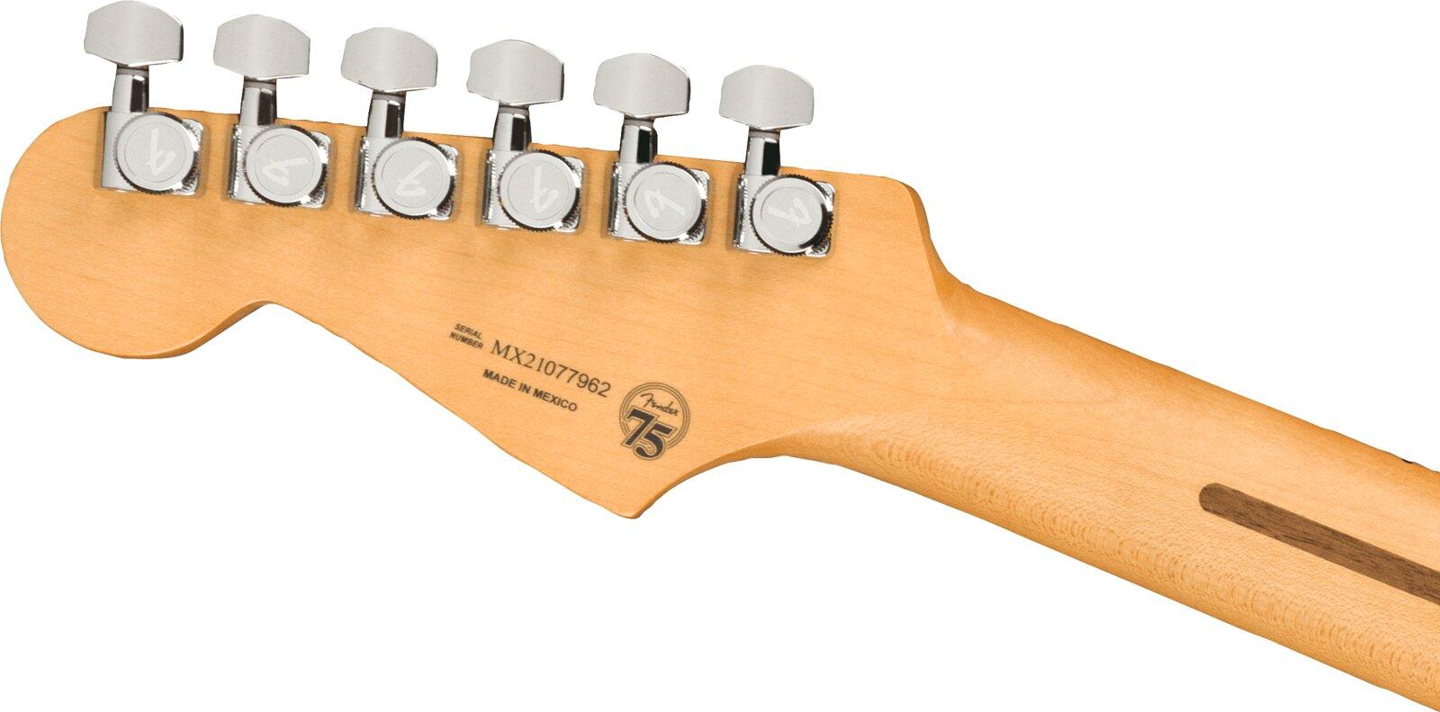 Fender Player Plus Stratocaster HSS, Maple Fingerboard, 3-Color Sunburst : photo 5