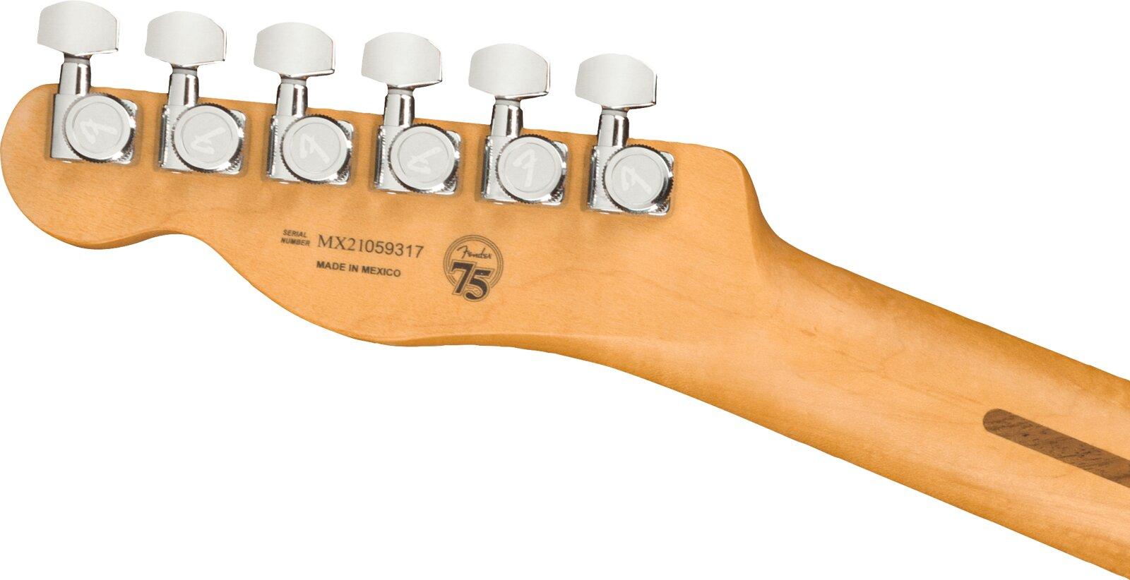 Fender Player Plus Telecaster, Maple Fingerboard, Cosmic Jade : photo 5
