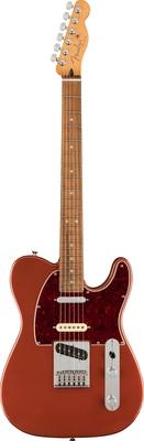 Fender Player Plus Nashville Telecaster, Pau Ferro Fingerboard, Aged Candy Apple Red