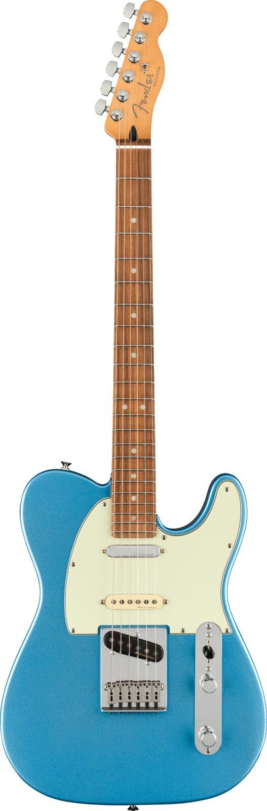 Fender Player Plus Nashville Telecaster, Pau Ferro Fingerboard, Opal Spark : photo 1