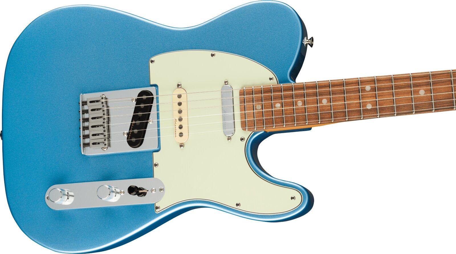 Fender Player Plus Nashville Telecaster, Pau Ferro Fingerboard, Opal Spark : photo 3