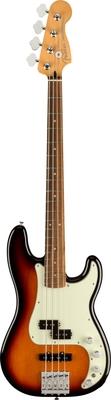 Fender Player Plus Precision Bass Pau Ferro Fingerboard, 3-Color Sunburst
