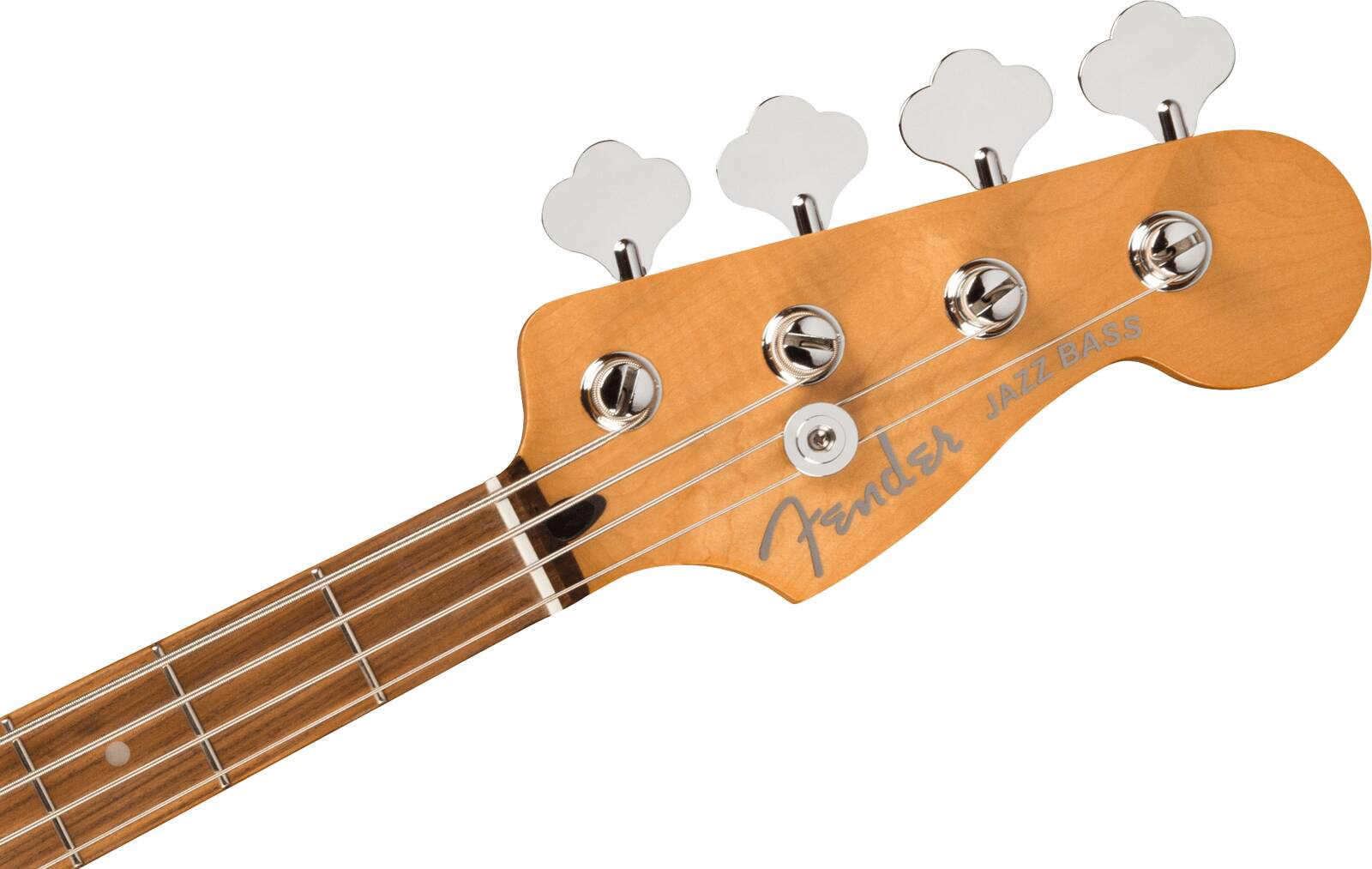 Fender Player Plus Jazz Bass, Pau Ferro Fingerboard, 3-Color Sunburst : photo 4