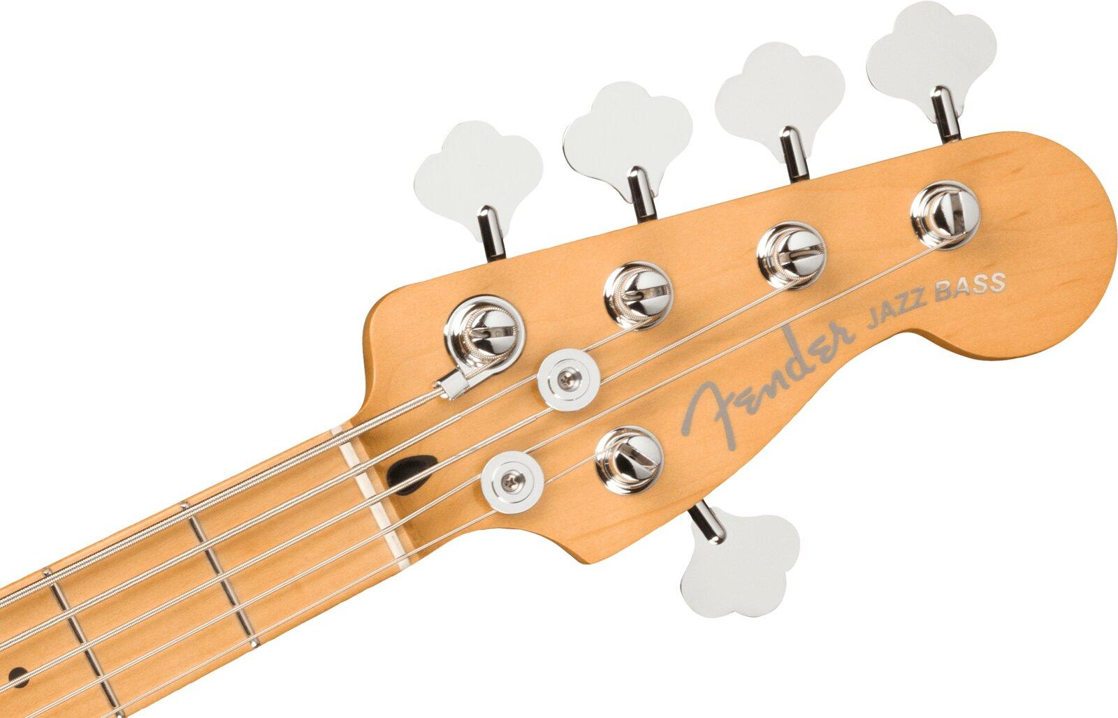 Fender Player Plus Jazz Bass V, Maple Fingerboard, Opal Spark : photo 4