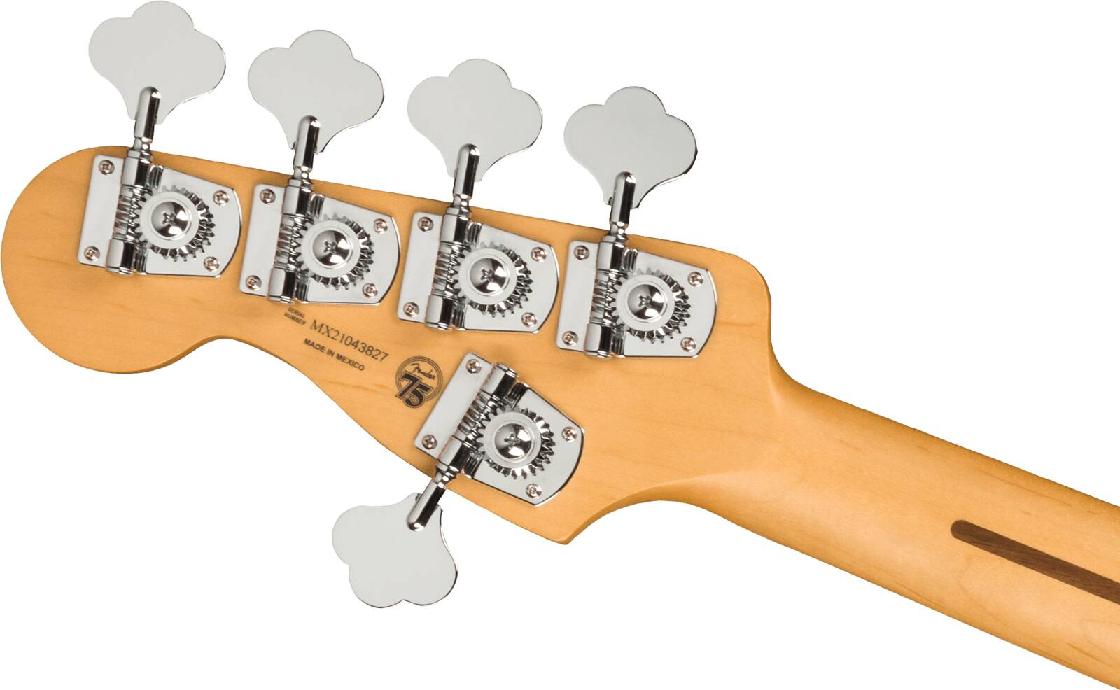 Fender Player Plus Jazz Bass V, Maple Fingerboard, Opal Spark : photo 5