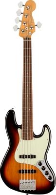 Fender Player Plus Active Jazz Bass V Pau Ferro Fingerboard, 3-Color Sunburst