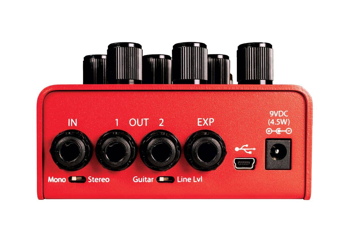 Eventide MicroPitch, Dual Pitch Shifter Delay Pedal : photo 2
