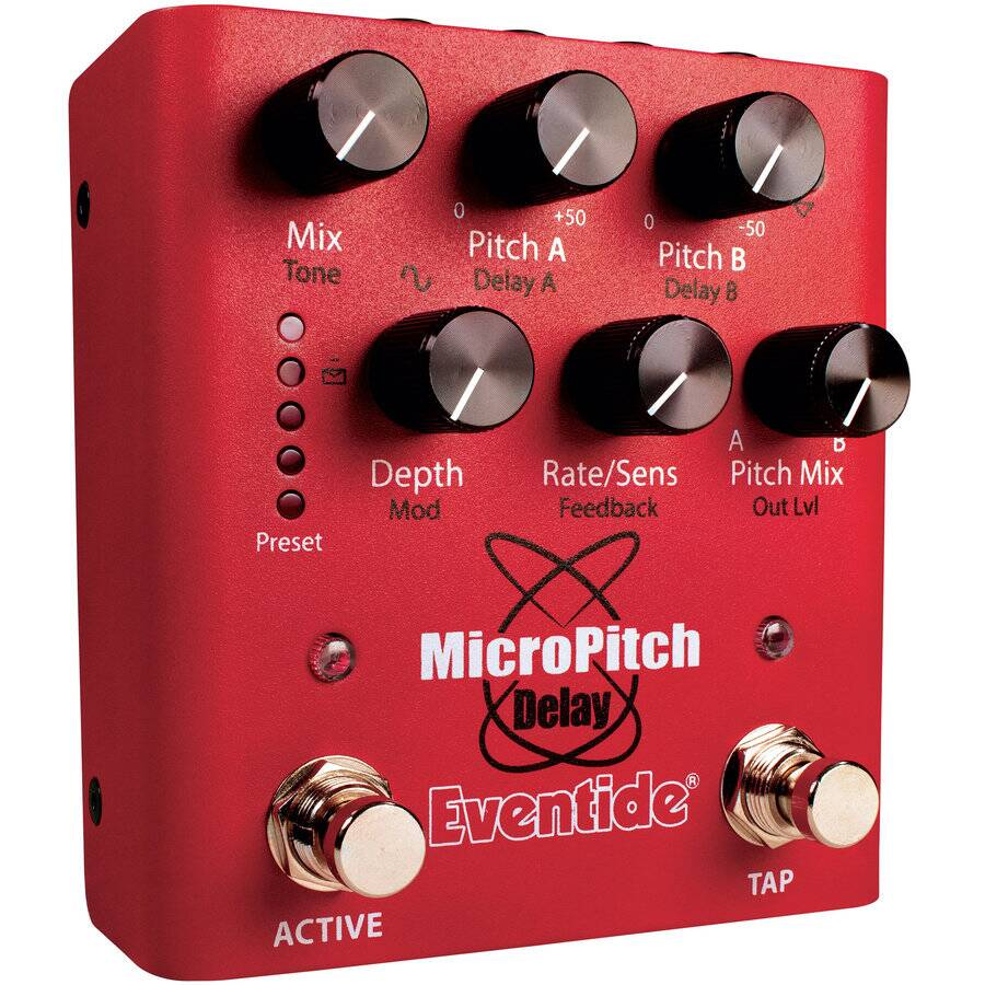 Eventide MicroPitch, Dual Pitch Shifter Delay Pedal : photo 3