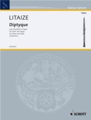 Diptyque / Gaston Litaize / Christian Schneider / Schott