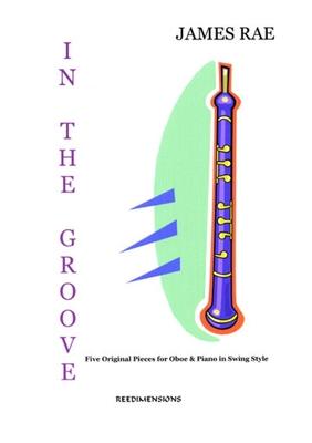 Oboe Sonatina / James Rae / Hal Leonard