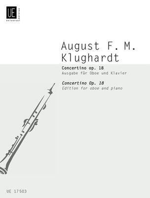 Concertino / August Klughardt / Universal Edition