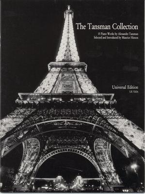 The Tansman Collection / Alexandre Tansman / Universal Edition