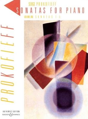 Piano Sonatas Volume 1 / Sergei Prokofiev / Boosey and Hawkes