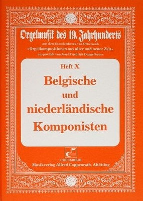 Belgische und niederländische Komponisten / Josef Friedrich Doppelbauer / Carus