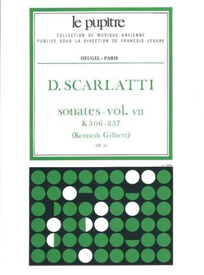 Le Pupitre – Heugel / Sonates Volume 7 K306 a K357 / Domenico Scarlatti / Kenneth Gilbert / Heugel