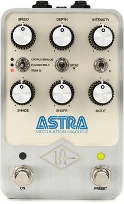 Universal Audio Astra Modulation Pedal
