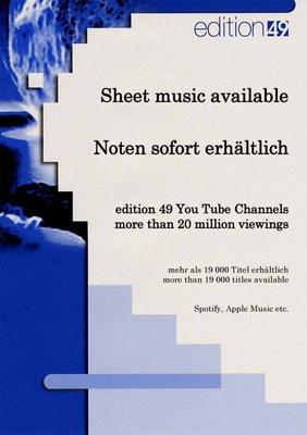 Elegie für Harfe und Streichorchester / Heino Eller / Edition 49