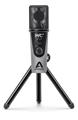 Apogee Electronics Apogee MiC+ USB Microphone for iPad, iPhone, Mac and PC