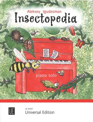 Insectopedia / Aleksey Igudesman / Universal Edition