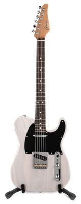 Suhr Guitars Classic T Paulownia Limited 2020 – Trans White Gloss