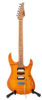 Suhr Guitars Modern Satin Flame. Honey Burst, 510 HSH, Limited 2020