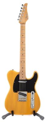 Suhr Guitars Classic T Paulownia, trans Butterscotch, Limited 2020