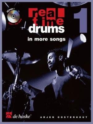 Real Time Drums in More Songs (F) / Arjen Oosterhout / De Haske