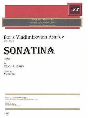 Sonatina / Boris Vladimirovich Asaf'ev / TrevCo Music