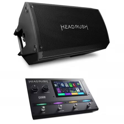 HeadRush Gigboard Bundle + FRFR-108 Powered Speaker for free