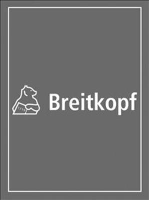 Breitkopf Urtext Edition / Double Bass Concerto / Johann Baptist Vanhal / Tobias Glöckler / Breitkopf