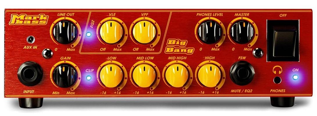 Markbass Big Bang 500W 4Ohm