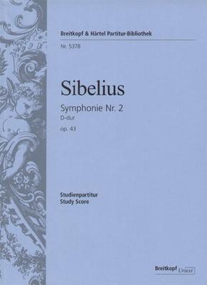 Breitkopf Urtext Edition / Symphony No.2 / Jean Sibelius / Breitkopf