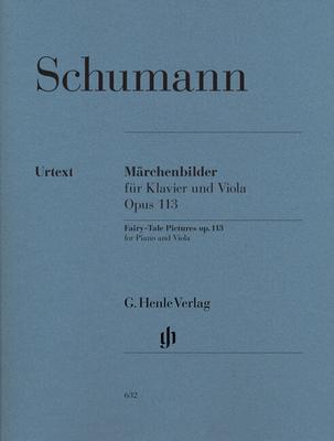 Fairy-Tale Pictures Op.113 / Robert Schumann / Henle