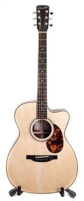 Boucher Guitares Studio Goose OMH SG-51 RW Soliste Cutaway Matrix