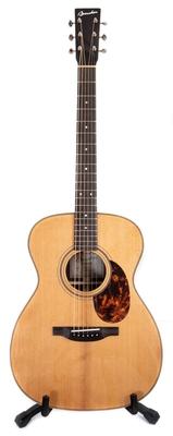 Boucher Guitares Studio OMH SG-51V Indian Rosewood, Vintage Pack